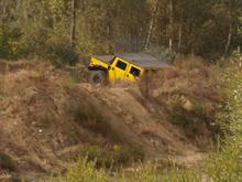 Erlebnis Hummer H1 fahren