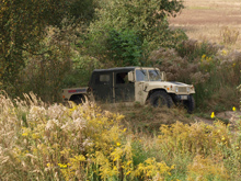 Erfahrung zum Hummer offroad fahren: Hummergeil